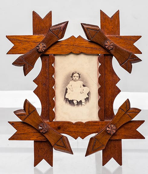 mirror picture frame