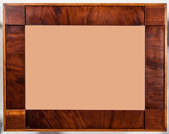 Dating antique dark wood frames