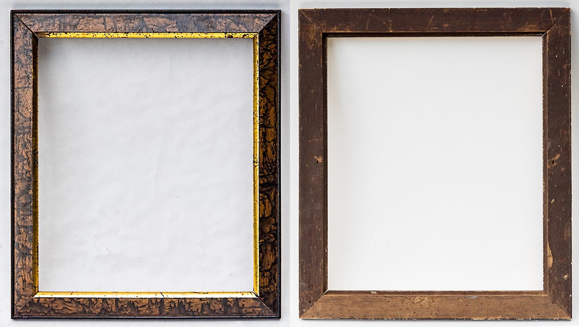 Frame museum page 6b larger a larger c 1880 faux bois piece with a gilded sight it is 14 34 x 16 34 inches od and has a 12 x 14 inch pic size jeuxipadfo Images